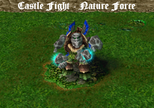 Castle Fight - Nature Force