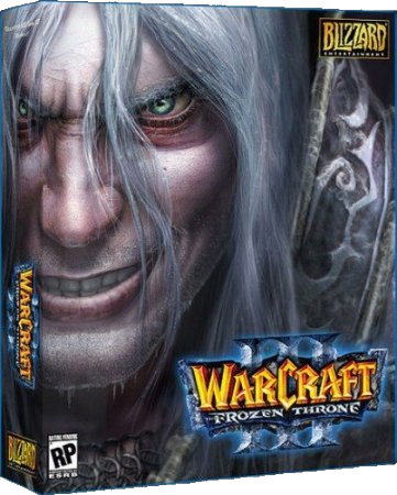 Скачать Warcraft 3 Frozen Throne бесплатно